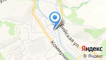 Алтын Туяк на карте