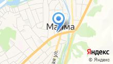 Урусвати на карте