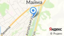 Саженцы на карте