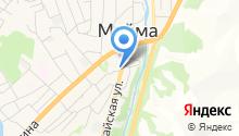 Нотариус Дударев Г.В. на карте