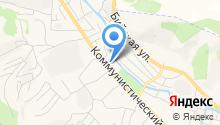 МРСК Сибири на карте