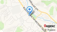 Компания по прокату лимузинов на карте