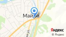 Ваш программист на карте