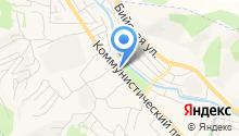 Магазин крепежных изделий на карте