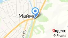 Рокс на карте