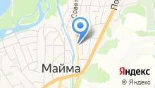 Управление образования Администрации Майминского района на карте
