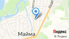 АлтайРВДсервис на карте