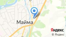 Дента-АВ на карте