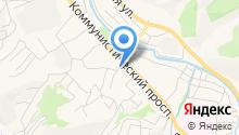 Главное Управление МЧС России по Республике Алтай на карте