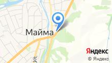 СитиОйл на карте
