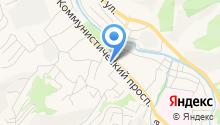 Коррекционная школа-интернат на карте