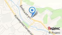 Шинный комплекс на карте