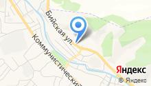 Автогоспиталь на карте