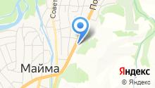 Сказка на карте