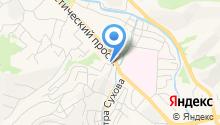 Когонеков А.Ю. на карте