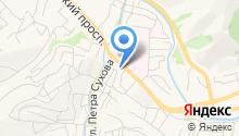Адвокатский кабинет Верзунова И.В. на карте
