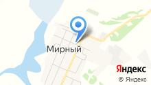 Доярушка на карте