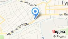 Почтовое отделение связи №2 на карте