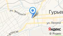 Управление культуры Администрации Гурьевского муниципального района на карте