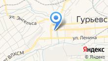 Центр гигиены и эпидемиологии в Кемеровской области на карте