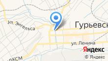 Кемеровостат, Территориальный орган Федеральной службы государственной статистики по Кемеровской области на карте