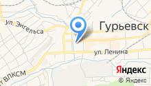 Беловский техникум железнодорожного транспорта на карте