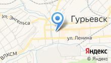 Беловский многопрофильный техникум на карте