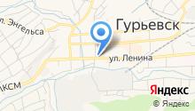 Управление Федерального казначейства по Кемеровской области на карте