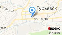 Гурьевский городской суд на карте