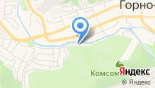 Ресютур на карте