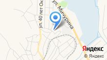 Специальная (коррекционная) общеобразовательная школа-интернат №6 VIII вида на карте