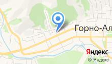 Нотариус Чокова А.А. на карте