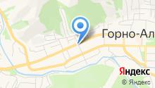 Чарпи на карте