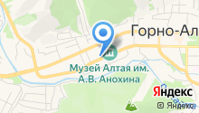 Аэро-Ломбард на карте