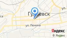 Беловский отдел Управления Федеральной службы государственной регистрации, кадастра и картографии по Кемеровской области на карте
