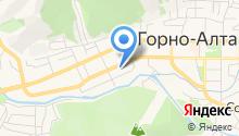Геокад+ на карте