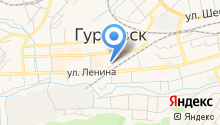 Межрайонная инспекция Федеральной налоговой службы России №3 по Кемеровской области на карте