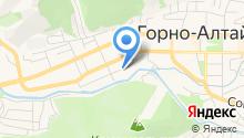 Министерство образования на карте
