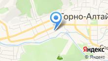 Горно-Алтайск нефтепродукт на карте