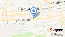 Новосибирская птицефабрика-Кузбасс на карте