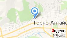 Алтай-Агро на карте