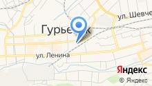 Пункт технического осмотра транспорта на карте