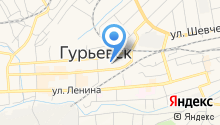 Детский сад №10, Теремок на карте