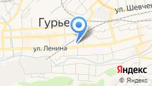 Аптечный пункт №1 на карте