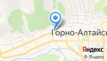 МВД по Республике Алтай на карте