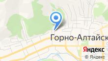 ДЮСШ г. Горно-Алтайска на карте
