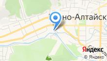 АлтайКомСервис на карте