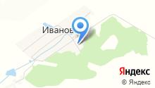Разносортный на карте