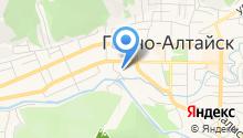 Союз писателей Республики Алтай на карте
