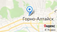 СДЮСШ Республики Алтай на карте